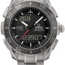 Omega Speedmaster Skywalker X-33 Titanium 45mm Black United States of America, New York, Airmont