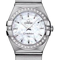Omega Constellation Brushed 24mm 123.15.24.60.05.001