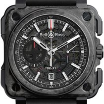 Bell & Ross BR-X1 Carbon 45mm Transparent United States of America, New York, Airmont