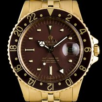 Rolex Brown Nipple Dial GMT-Master 1675