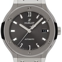 Hublot Classic Fusion 38mm Automatic Racing Grey