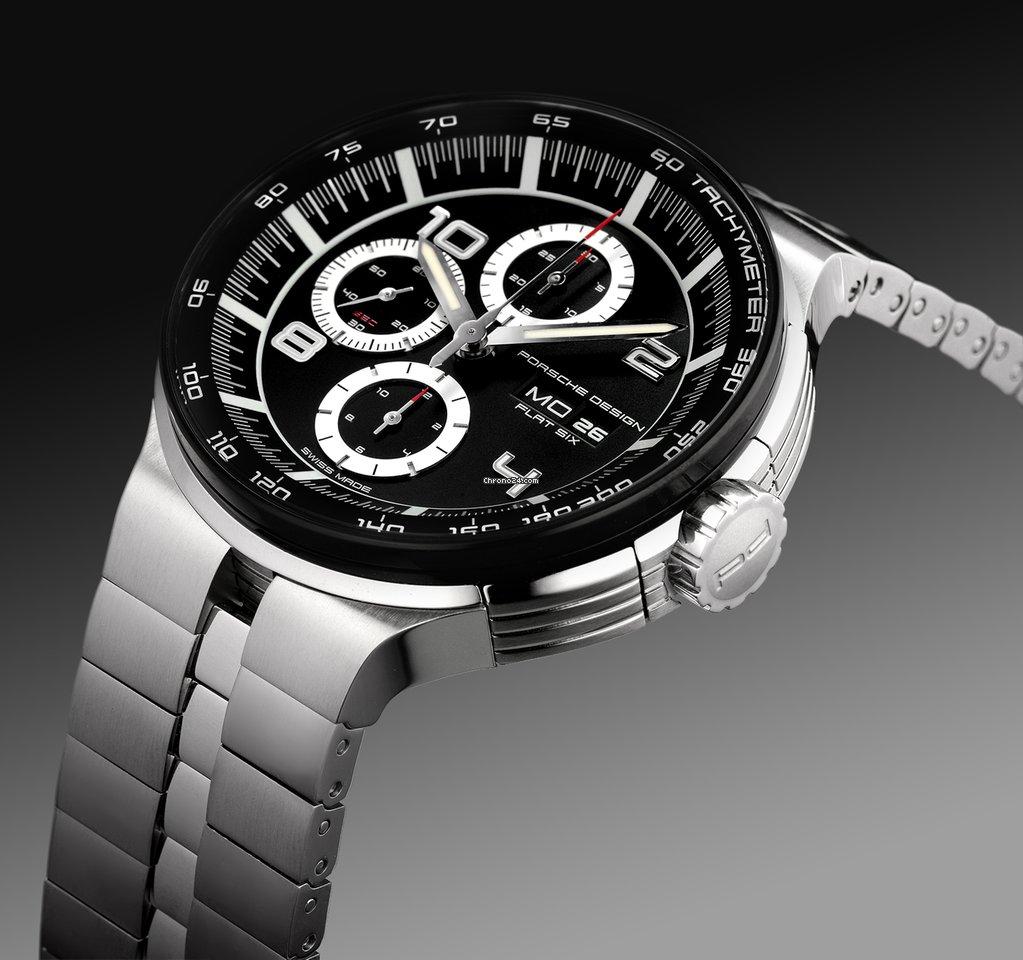 62ef07060182 Precio de relojes Porsche Design Flat Six en Chrono24