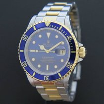 Rolex Oyster Perpetual Date Submariner Gold/Steel 16613