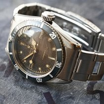 Rolex 6538 Steel 1956 Submariner (No Date) pre-owned
