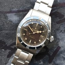 Rolex Submariner (No Date) 6538 1956 подержанные