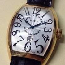 Franck Muller 9880 SC DT, Master of Complications 18K Gold