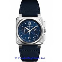 Bell & Ross BR 03-94 Chronographe Blue Arabic numerals United States of America, California, Newport Beach