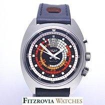 Vulcain Nautical Seventies Alarm Orange 100159081LEX