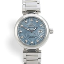 Omega 42530342057002 Ladymatic - Diamond Dial Full Set