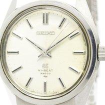 Vintage GRAND SEIKO Hi-Beat 36000 Steel Hand-Winding Watch...