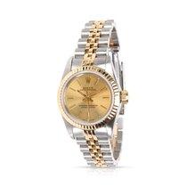 Rolex Datejust 67193 Ladies Watch in 18K Yellow Gold &...