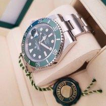Rolex Submariner Date Green Dial