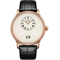 Jaquet-Droz Petite Heure Minute J016933200 New Rose gold 43mm Automatic UAE, Dubai
