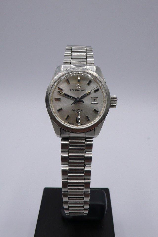20f3e3f40400 Relojes Eterna - Precios de todos los relojes Eterna en Chrono24