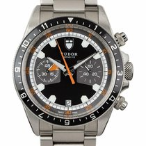 Tudor New Heritage 70330N Stainless Steel Grey Black Box/Paper...