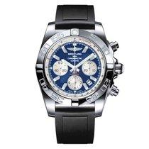 Breitling Chronomat 44 nuevo Automático Reloj con estuche y documentos originales AB011011/C788/131S