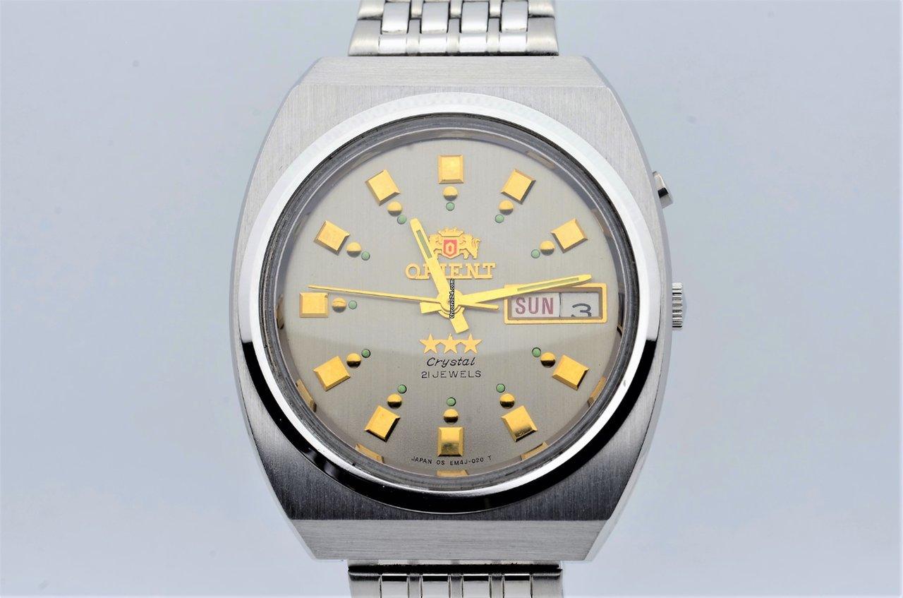Použité hodinky Orient  93311e57987