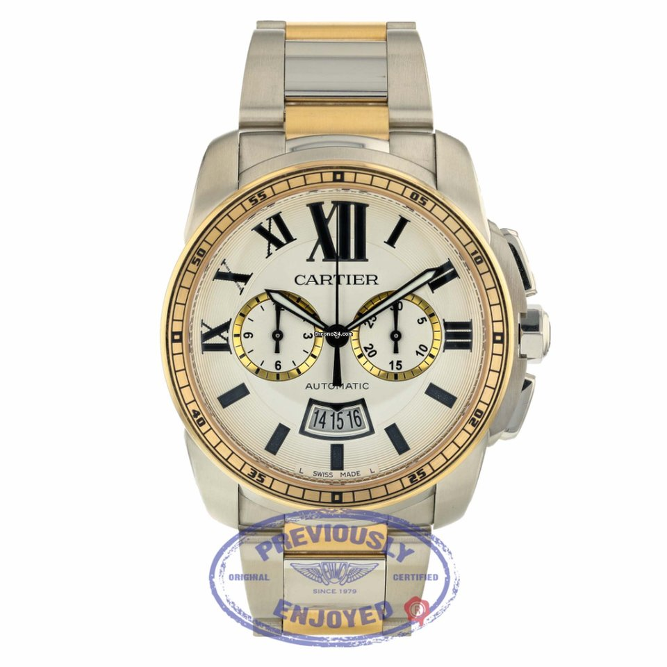 f1e72139d1f Pre-Owned Cartier Calibre de Cartier for Sale - Explore Watches at Chrono24