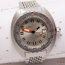 Doxa Steel 42mm Automatic pre-owned