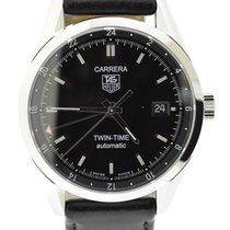 TAG Heuer Carrera Calibre 7 pre-owned 39mm Steel
