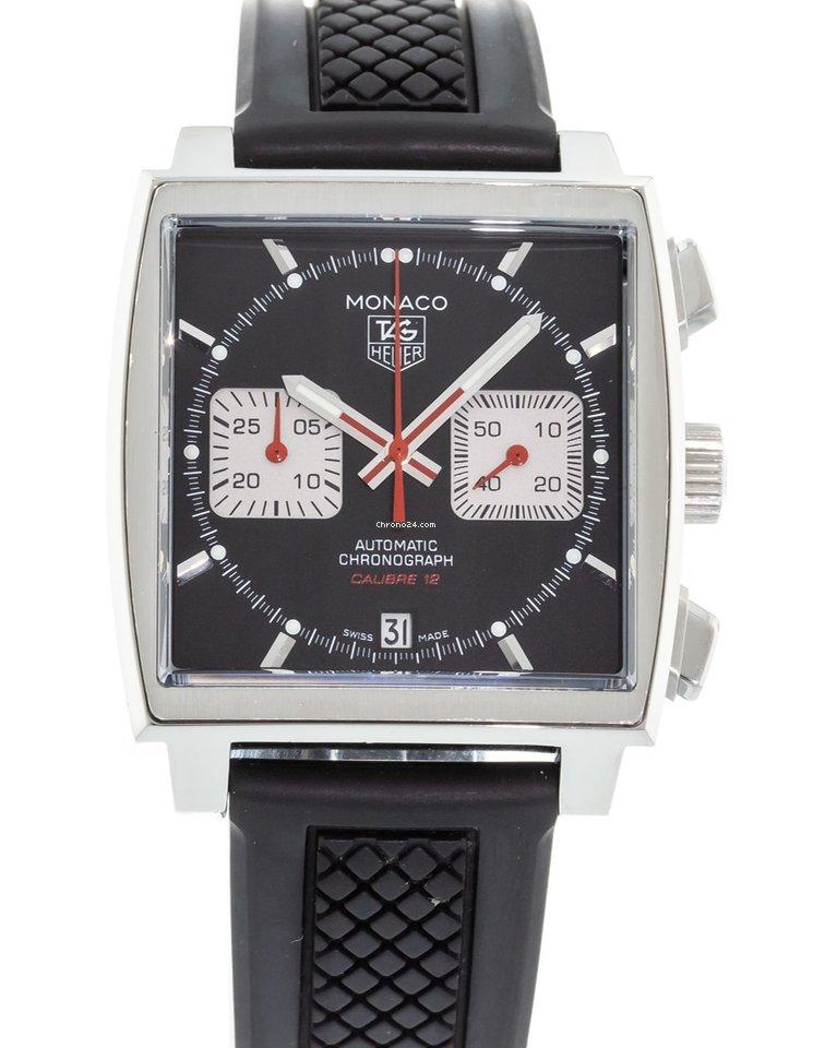 038ae220316 TAG Heuer Monaco - all prices for TAG Heuer Monaco watches on Chrono24