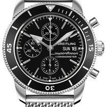 Breitling Superocean Héritage II Chronographe A13313121B1A1 neu