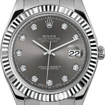 Rolex Datejust II pre-owned 41mm Date Steel