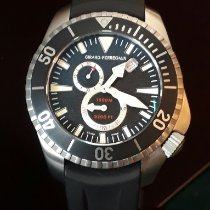 Girard Perregaux Sea Hawk new 2008 Automatic Watch with original box and original papers 49950-19-632-FK6A