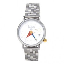 Alain Silberstein pre-owned Automatic 35mm White Sapphire Glass 5 ATM