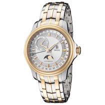 Carl F. Bucherer new Automatic Gemstone PVD/DLC coating 37.5mm Steel
