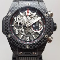 Hublot Carbon 45mm Automatika 411.QX.1170.RX nov
