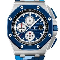 Audemars Piguet 26400SO.OO.A335CA.01 Сталь 2020 Royal Oak Offshore Chronograph 44mm новые