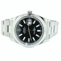 Rolex Datejust II Steel 41mm Black United States of America, Georgia, Snellville