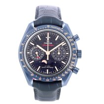 Omega Speedmaster Professional Moonwatch Moonphase 304.93.44.52.03.002 new