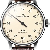 Meistersinger N° 03 03 AUTOMATIK AM903 new