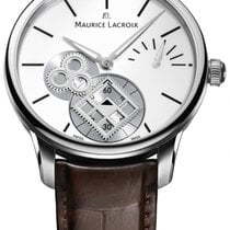Maurice Lacroix Masterpiece new 2020 Manual winding Watch with original box and original papers MP7158-SS001-101-1