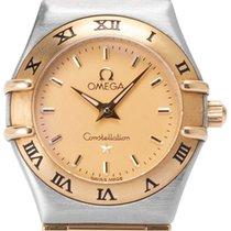 Omega Constellation Ladies Steel 22.5mm