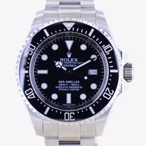 Rolex 116660 Zeljezo 2012 Sea-Dweller Deepsea 44mm nov