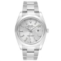 Rolex Datejust 126300 2018 pre-owned