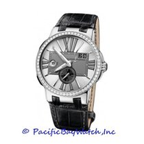 Ulysse Nardin Executive Dual Time 243-00B/421 new