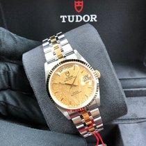 Tudor Arany/Acél 36mm Automata M76213-0016 új