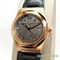 Girard Perregaux Red gold Automatic 38mm new Laureato