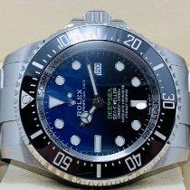 Rolex Sea-Dweller Deepsea nuevo 2019 Automático Reloj con estuche y documentos originales 126600