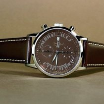 JB Gioacchino Steel 42mm Automatic new