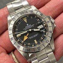 Rolex Acier 40mm Remontage automatique 1655 occasion