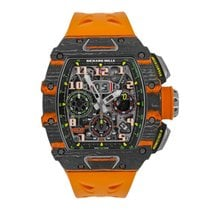 Richard Mille RM 011 RM11-03 Very good Carbon 42mm Automatic
