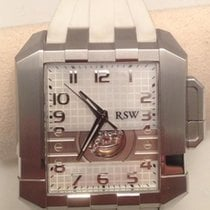 RSW pre-owned Automatic 52mm White Sapphire crystal 10 ATM