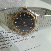 Ebel Sport 105790125 Very good Gold/Steel 24mm Quartz