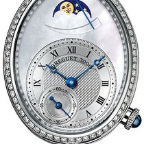 Breguet Reine de Naples White gold 28.5mm Mother of pearl United States of America, New York, Airmont