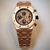 Audemars Piguet Royal Oak Offshore Chronograph Rose Gold 42mm...